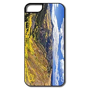 Cool Forested Valley Autumn IPhone 5/5s Case For Family