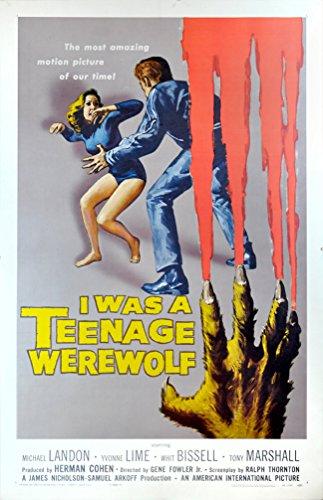 I Was A Teenage Werewolf (1957) - (24