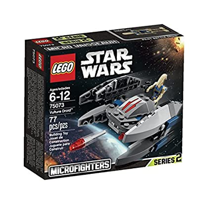 LEGO, Star Wars Microfighters Series 2 Vulture Droid (75073)