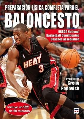 Preparación Física Completa Para el Baloncesto. Libro+Dvd En ...
