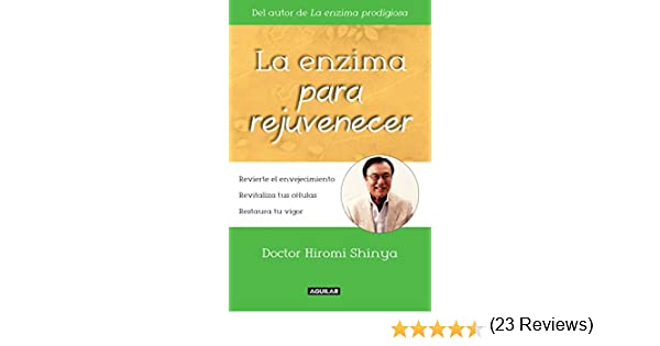 La enzima para rejuvenecer / The Rejuvenation Enzyme ...
