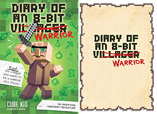 Diary of an 8-Bit Warrior Diamond Box Set Paperback – September 24, 2019