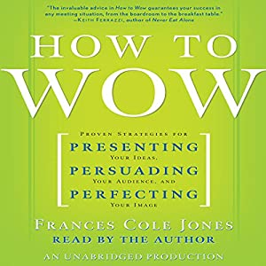 How to Wow Audiobook