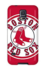 boston red sox MLB Sports & Colleges best Samsung Galaxy S5 cases
