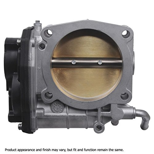 A1 Cardone 67-0018 Remanufactured Throttle Body, 1 Pack