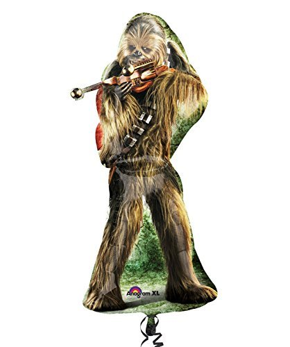 Mayflower Products Star Wars Chewbacca Jumbo Foil