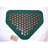 . What is Acupressure Mat (Set)? This set consists of a mat and pillow covered with plastic spikes. It is inspired by ancient Indian healing tradition that is believed to have been around for thousands of years. The thousands of spikes that have been...