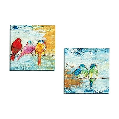 Framed Bird Wall Art: Amazon.com