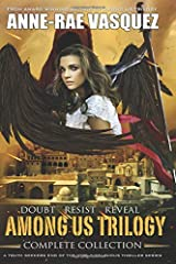 Among Us Trilogy - Complete Collection: Books 1 to 3 Paperback