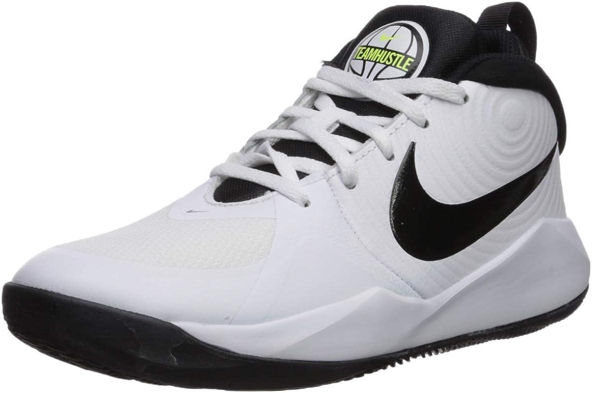 Nike Unisex-Child Team Hustle D Price reduction Sneaker 9 Reservation Gs