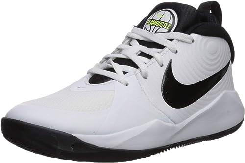 Scarpe da Basket Bambino GS Nike Team Hustle D 9