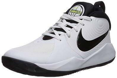 Nike Team Hustle D 9 (GS), Zapatillas Altas Unisex Niños: Amazon ...