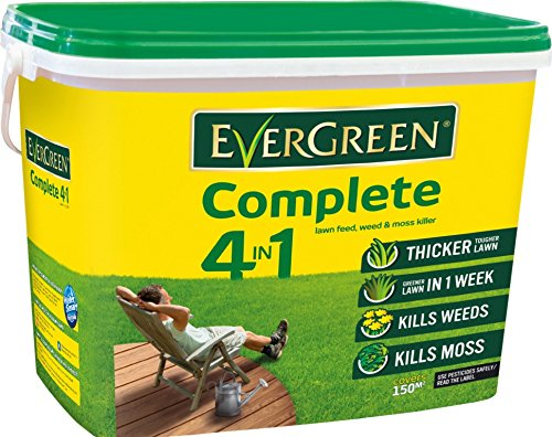 Evergreen Complete Lawn Food 150m2 Scotts