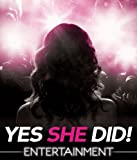 Yes She Did! Entertainment, Kirsten Rue, 161570891X