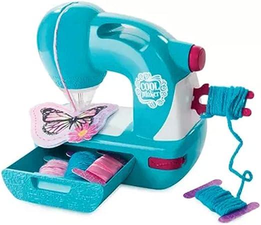 Pequeña Máquina De Coser Exclusiva Genius Sewing Home Play House ...