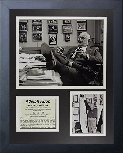 olph Rupp Kentucky Wildcats Collage Photo Frame, 11