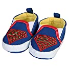 Superman Baby Slip On Shoes (3-6 months)