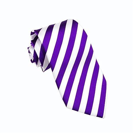 JIGI Corbata para Hombre, 6 Colores a Elegir, para Negocios, Caza ...