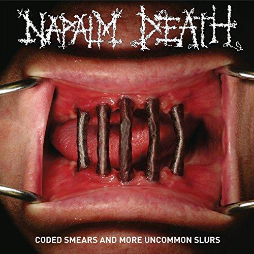 Vinilo : Napalm Death - Coded Smears And More Uncommon Slurs (180 Gram Vinyl, Gatefold LP Jacket, 2PC)
