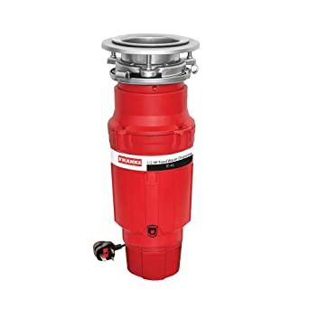 Franke TE 45 Waste Disposer | 1/2 HP Kitchen Sink Food Waste Disposal