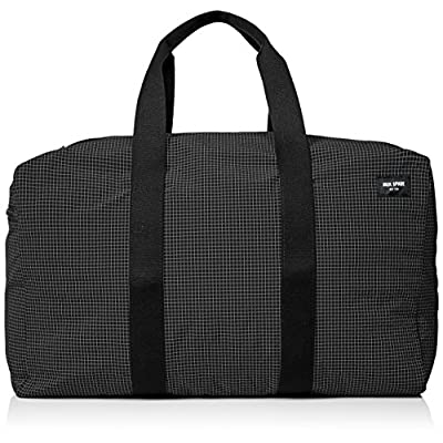 Jack Spade Men's Packable Graph Check Duffle Bag good