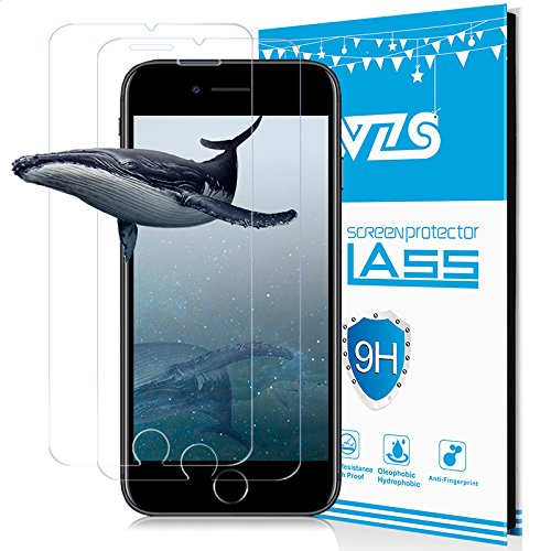 WZS Screen Protector Compatible iPhone 6 Plus