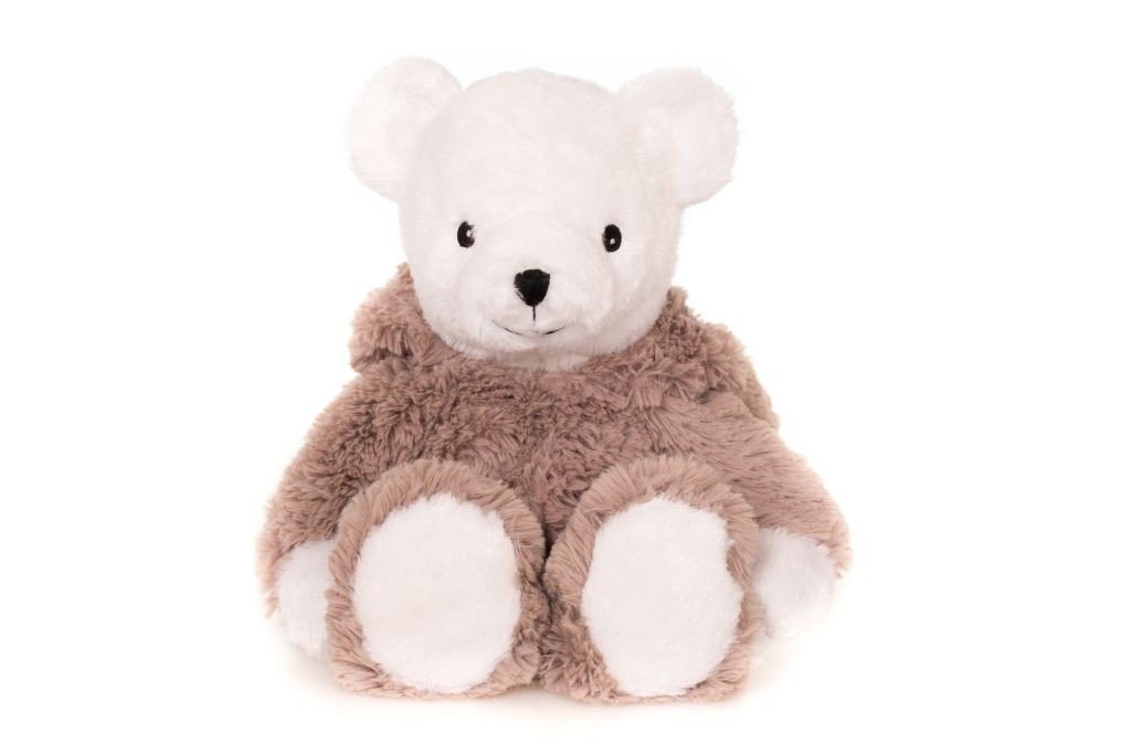 Habibi Plush Mouse-Bear W/ärmekuscheltier 2 in 1