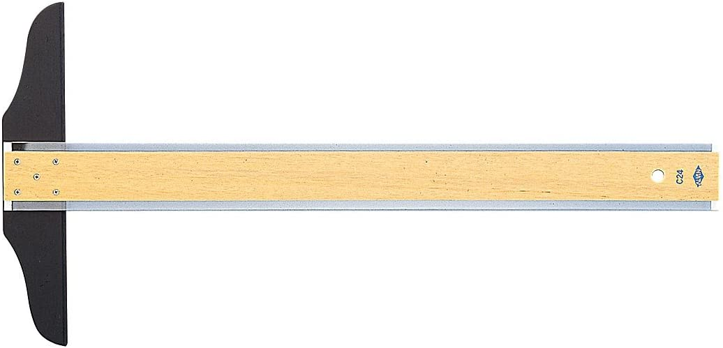 Alvin, Transparent Edge T-Square for Art Framing and Drafting - 36 Inches : Drafting Tools : Office Products