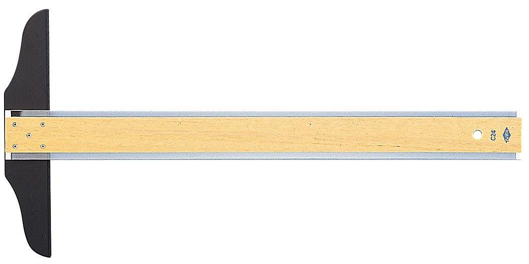 Alvin C42 42 inch Transparent Edge T-Square