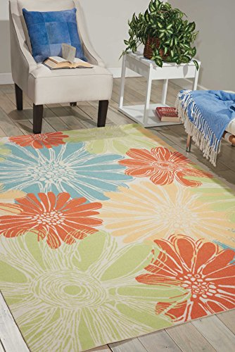 Nourison RS021 Indoor Outdoor Collection Area Rug from Nourison