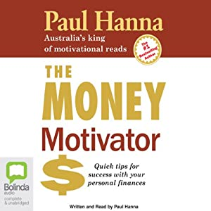 The Money Motivator Audiobook