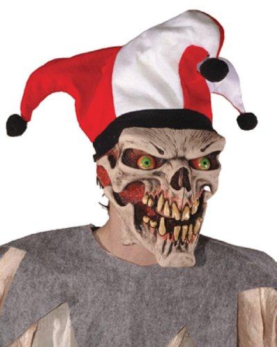 Die Laughing Latex Mask