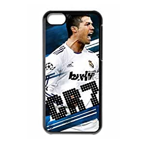 Life margin Cristiano Ronaldo phone Case For iPhone 5C G97KH3237