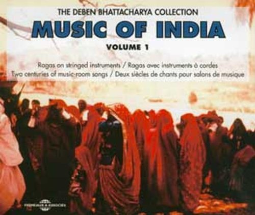 Music of India Vol.1: the Deben Bhattacharya Collection by Various Artists (2006-01-01)