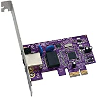 Sonnet Technologies 1-Port 1 Gigabit Ethernet PCI Express Card