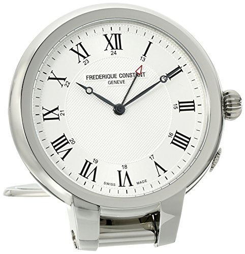 Frederique Constant FC209MC5TC6 Analog Display Swiss Quartz Alarm (Swiss Quartz Alarm)