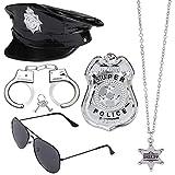 Beelittle Police Costume Accessories Police Hat