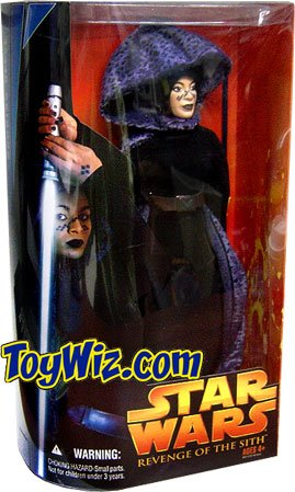 Star Wars Revenge Action Barriss
