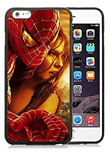 Unique and Grace Case Spider man 19 iPhone 6 Plus 5.5 Inch TPU Case in Black by ruishername