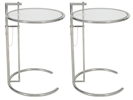 Eileen Gray End Table (Set Of 1/2/3/4).