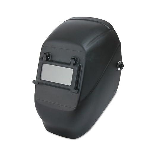fibre-metal por Honeywell 2006bk 10 piezas Futura casco, negro ...