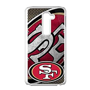 SF NFL Fahionable And Popular Back Case Cover For LG G2
