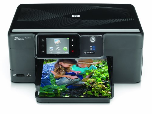 HP Photosmart Premium All-in-One Printer (CD055A#ABA) (Hp Photosmart Premium All In One Printer)