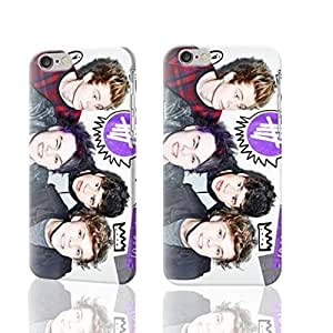 "NEW 5SOS BAND 5 SECONDS OF SUMMER 3D Rough iphone 6 -4.7 inches Case Skin, fashion design image custom iPhone 6 - 4.7 inches , durable iphone 6 hard 3D case cover for iphone 6 (4.7""), Case New Design By Codystore"
