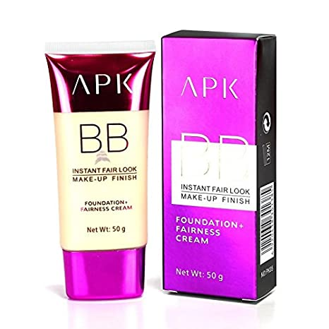 APK BB Cream - Foundation + Fairness Cream (Color No 2) 50g