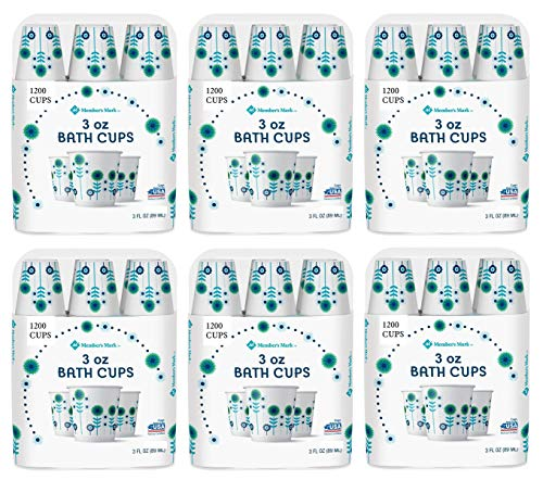 Member's Mark AVDFSRG 3 oz. Bathroom Cup, MEGA 3600 Count by Member's Mark (Image #2)