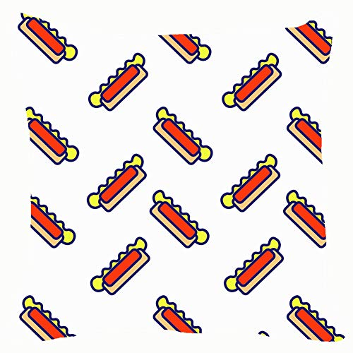 - DWone Hat Hand Drawn hot Dog Backgrounds Textures Art Backgrounds Textures Food and Drink Art Food and Drink Decorative Pillow Case Home Decor Pillowcase (18x18 Inches) Colourful