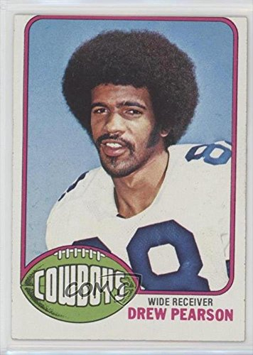drew-pearson-football-card-1976-topps-base-313