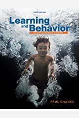 Learning and Behavior: Active Learning Edition (PSY 361 Learning) Kindle Edition