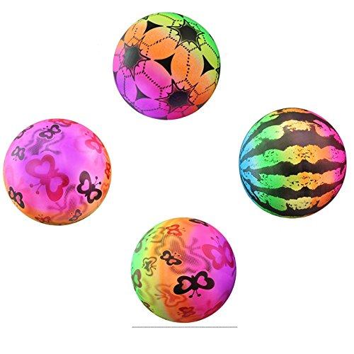 2019年最新入荷 Chusea 子供 教育玩具 スーパーファニーギフト 子供 赤ちゃん 遊び 学習 サッカー 遊び 教育玩具 目 トレーニング ボール 観察ボール B07KF8J7M3, セヤク:d28be7a6 --- fenixevent.ee